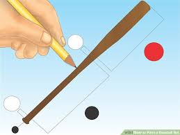 image titled paint a baseball bat step 1