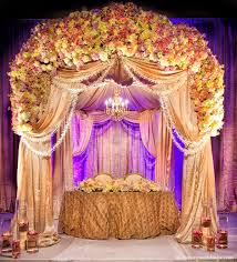 indian wedding reception table sweethearts in dallas texas indian wedding by greg blomberg