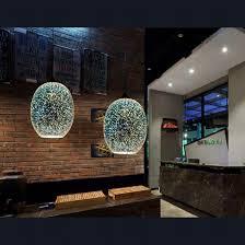 colored glass pendant lighting. romantic 3d colored glass shade bar pendant lights lighting n