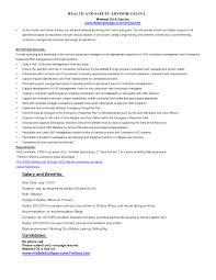 Environmental Health Safety Engineer Sample Resume 7 Ehs Resume