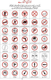 Compulsory Traffic Signs Traffic Police Driving Signs