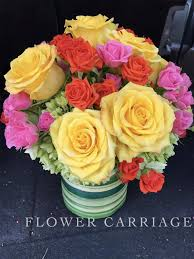 deluxe vogue by flower carriage