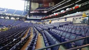 Indy Fuel Seating Chart Indianapolis Colts Seating Guide Lucas Oil Stadium