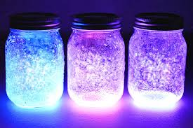 make magical fairies in a jar you only need 3 things