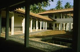 Sri Lankan Courtyard House Design Architecture From Sri Lanka Archdaily