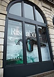 Small Picture Oakley Window Covent Garden by Green Room London Retail