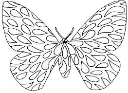 Butterfly Coloring Pages Butterfly Coloring Pages Printable