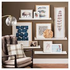 ledge wall shelf gallery wall target