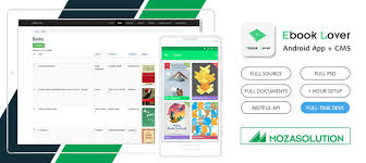 Ebook Template Ebook App Template For Android