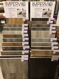 imperviotm is an engineered waterproof flooring that is impervious to almost anything in your home this innovative and pet friendly helps to