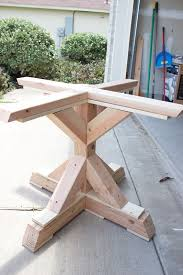 Legs for dining room table