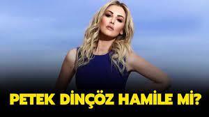 Petek Dinçöz kaç yaşında, hamile mi? Petek Dinçöz'in eşi Serkan Kodaloğlu  kimdir?