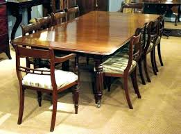 large oak dining table seats 12 round 8 chairs and antique in design home kitchen delectable oa