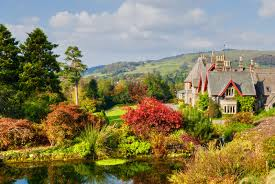 Small Picture Beautiful Gardens and Historic Houses Moderate Walking The