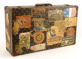 Image result for travel trunk stickers
