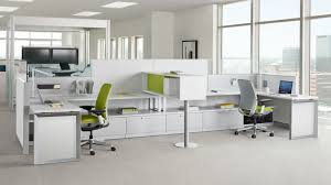 Answer Office Workstations \u0026 Panel Systems - Steelcase