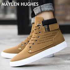 <b>2018</b> Hot Men Boots <b>Fashion Warm Winter</b> Snow Boots Men shoes ...