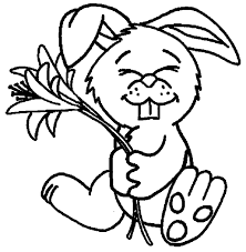Free Printable Easter Coloring Pages For Toddlers Color Bros