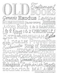 Best Of 66 Books Of The Bible Coloring Pages Or Printable Bible