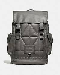 RIVINGTON BACKPACK WITH QUILTING ...