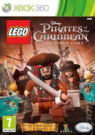 LEGO Piratas del Caribe RGH Español Xbox 360 5.9gb [Mega+] Xbox Ps3 Pc Xbox360 Wii Nintendo Mac Linux