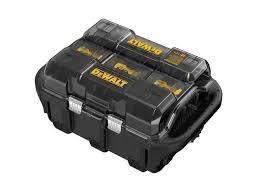dewalt dcb116 40 volt 10 amp 6 pack weather resistant battery charging