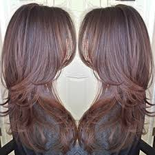 long hairstyle for fine hair layers have to be fewer longer and softer
