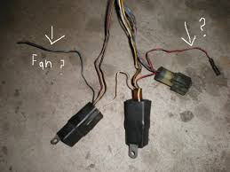 90 integra fan help honda tech picture 4 black cable ground im guessing to condenser fan and relay