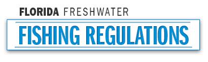 Florida Freshwater Fishing Regulations Chart Florida Freshwater Fishing Regulations 2019 Eregulations