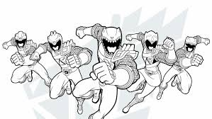 Small Picture Rangers Coloring Page Power Rangers The Official Power Rangers