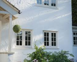 heritage windows in country house