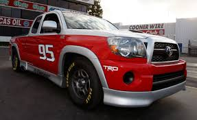 Supercharged, 504-hp Toyota Tacoma Headed to SEMA Show | Car and ...
