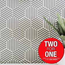 honeycomb reusable allover large wall