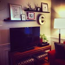 Purple Floating Shelves New Floating Shelves Around Tv Above Decor Ideas Wall On Floating