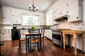 Ex Diskitchen Cabinets Kitchen Butcher Block Countertops Cost For Adding Extra Workspace