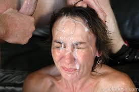 Cumshot Facial Abuse Part 16