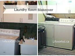 Unfinished basement laundry room ideas Walls Basement Laundry Room Ideas Inexpensive Laundry Room Makeovers Elegant Home Decor Wonderful Unfinished Basement Laundry Saiincocoroinfo Basement Laundry Room Ideas Saiincocoroinfo