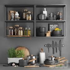 3d модели: Мелочь для кухни - EvaSolo <b>Nordic Kitchen</b>