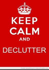 de clutter de clutter transitionbeginswithyou