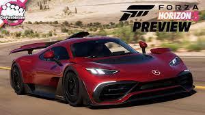 FORZA HORIZON 5 - Das Covercar 🤩 Mercedes-AMG One - Forza Horizon 5  Preview - YouTube
