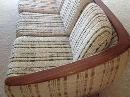 vintage r huber teak sofa 980 here to view