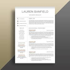 Clean Professional Resume Professional Resume Template Instant Download Clean Resume Template Modern Cv Template Professional Cv Template Modern Resume Template