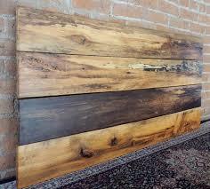 shabby reclaimed wood wall art