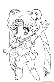 Anime Girl Coloring Pages To Print Kids S De5bs Printable 9001374