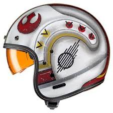 star wars motorcycle helmet shows you re a true rebel cnet