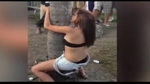 Videos of drunk women