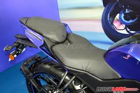 seat cover at rs 430 there is an optional seat cover to protect the original seat from any sort of wear and tear this extra seat cover is made up of