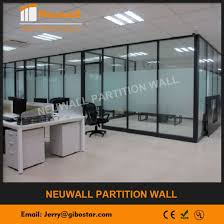 glass partition wall office demountable wall pictures photos