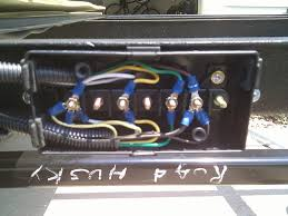 electrical youngbloodiron phillips trailer junction box at Trailer Junction Box Wiring Diagram