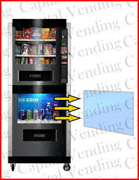 Rc 800 Vending Machine Parts Cool Replacement Clear Plexi Glass Window For 48 Vending RS48 RS48